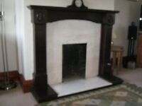 Attractive fire surround - £20 for quick sale (collection only)