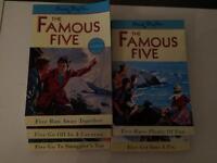 5 Famous Five books