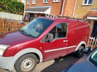 Ford, TRANSIT CONNECT, Panel Van, 2005, Manual, 1753 (cc)