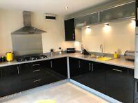 Contemporary Kitchen + appliances!