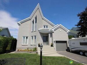 405 000$ - Maison 2 étages à vendre à Ste-Julie