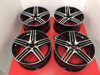"""FOUR BRAND NEW 19"""" ALLOY WHEELS TO FIT MERCEDES S CLASS AMG C63"""