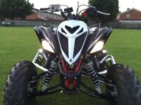 Yamaha Raptor Special Edition | 700R | 2015 | Full Size | Mint condition | Red/Black/White