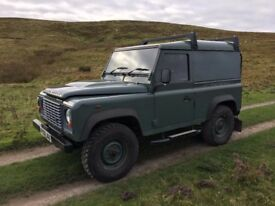 Land rover defender 2008 2.4 tdci
