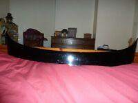 BMW REAR SPOILER BLACK