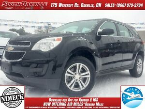 2013 Chevrolet Equinox LS | AWD | BLUETOOTH