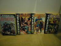 Marvel Essential Comics
