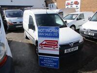 Vauxhall Combo 2000 CDTi 1.3L 2010