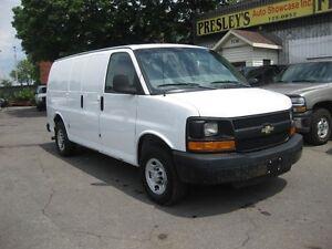 2009 Chevrolet Express 2500 G2500 Cargo Van