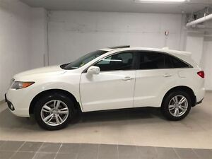 2014 Acura RDX TECH NAVI ACURA CERTIFIED PROG FULL 7 YEARS 130K