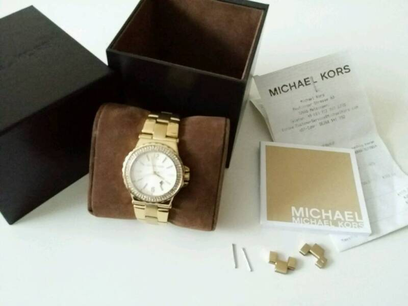 michael kors damen uhr 5920 in nordrhein westfalen velbert ebay kleinanzeigen. Black Bedroom Furniture Sets. Home Design Ideas