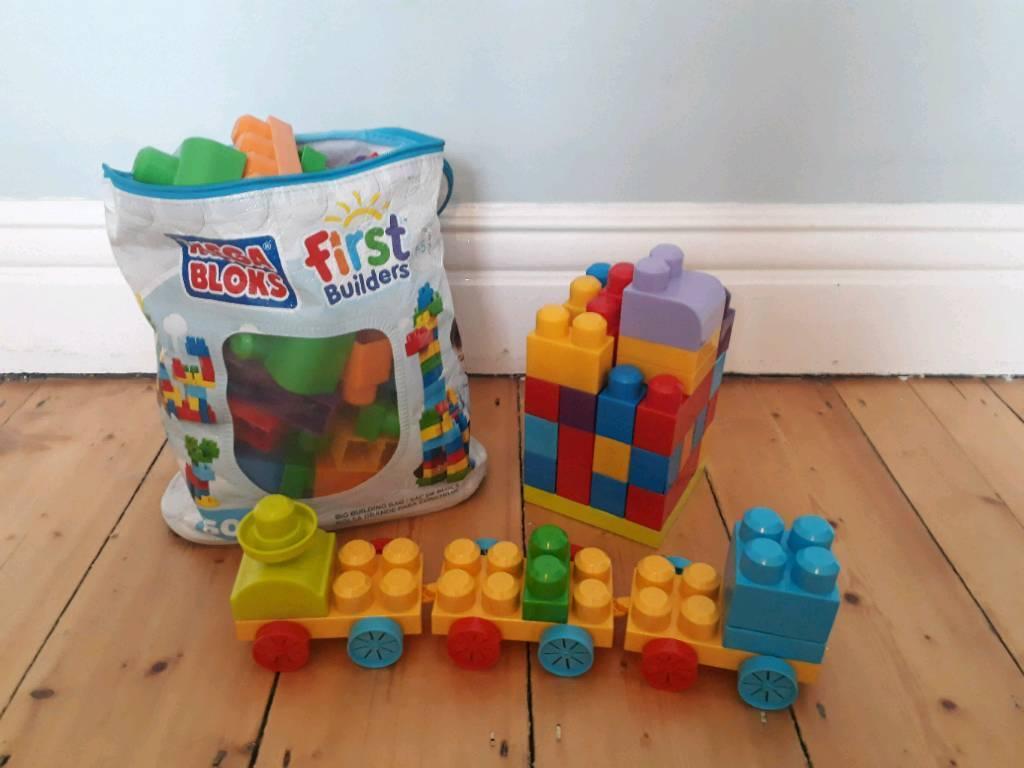 Mega Blocks Bundle Like Lego In Penylan Cardiff Gumtree