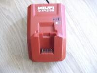 12 V Hilti charger for li-ion batteries
