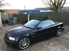 BMW 3.2 M3 2dr convertible