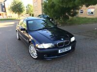 Bmw 325i msport 113k auto fsh looks and drives as new