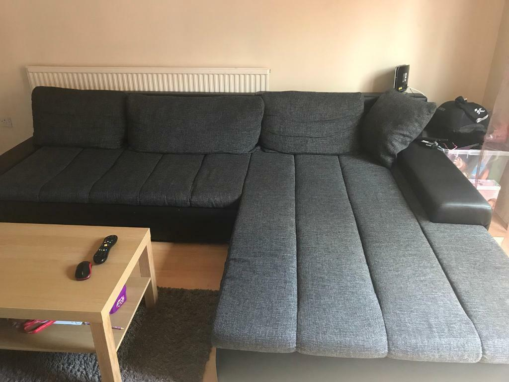 Corner Sofa Bed With Very Big Sleeping Area