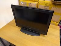 """Sony 26"""" LCD HD Television, HDMI Input, In-built Freeview Tuner, Good Condition"""