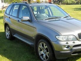 BMW X5 Beautiful condition Full years MOT