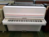 *REDUCED*THE LITTLE PIANO STORE* FAZER 1983 UPRIGHT PIANO PAINTED IN F&B 'WEVET'