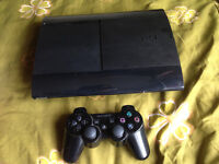 PlayStation 3 500 GB Slim with 2 Controllers [PS3]