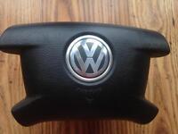 VW T5 Transporter airbag