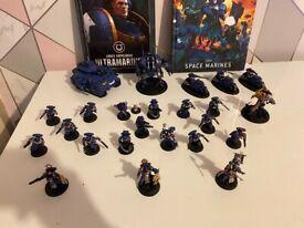 Warhammer 40k ultra marines army