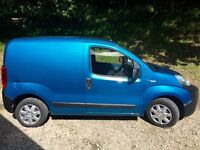 Rare metallic blue Peugeot bipper hdi