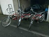 Schwinn cruiser bikes