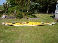 Open Water Kayak