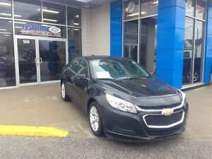 2015 Chevrolet Malibu LT Sunroof, Remote Starter, Rear Camera