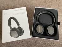 Bowers & Wilkins PX5 Wireless On Ear ANC Headphones (Space Grey)