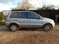 2006 Ford Fusion Zetec Climate 1.4 TDCI.85k with service history.
