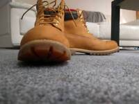 Timerland boots