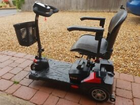 Mobility Scooter - Scout Drive - 3 wheel light weight