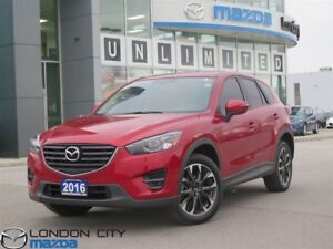2016 Mazda CX-5 GT AWD Just Traded In!