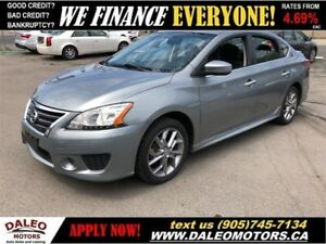 2013 Nissan Sentra 1.8 SV| BACKUP CAM| NAV| SUNROOF|HEATED SEATS
