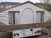 PENNINE, CONWAY and TRIGANO FOLDING CAMPERS trailer tents WANTED