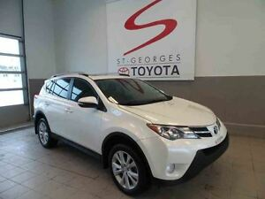 2013 Toyota RAV4 AWD Limited