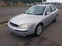 FORD MONDEO 1 YEAR MOT 2 PREVIOUS KEEPERS LOW MILES £700