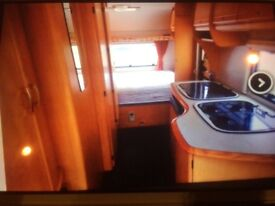 Caravan, Bailey, Pageant Vendee, 4 Berth