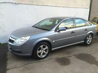 2008 Vauxhall vectra, low miles