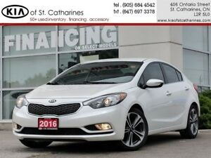 2016 Kia Forte EX | Manual | Sold. Delivery Pending.
