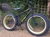 Avigo Mammoth- Fat tire bike