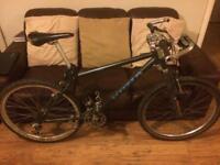 Retro Kona AA mountain bike.