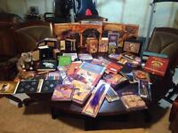 Harry Potter collectibles!