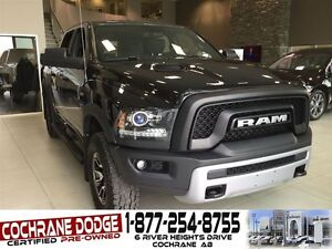 2017 Ram 1500 Rebel MANAGER DEMO SPECIAL!