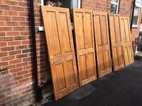 Oak Internal Doors.