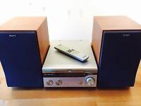 SONY CMT-WS2D Micro Hi-Fi System
