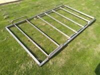Vivaro Maxus Roof Rack - 8 Bar High Quality Heavy Duty