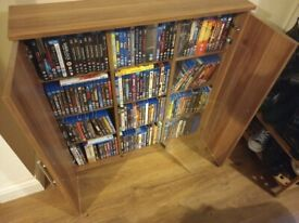DVD/blu-ray/consol games cabinet